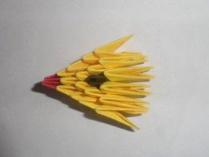 """""""Рыбка"""" модульное оригами"""