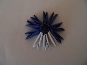 """""""Пингвин"""" модульное оригами"""