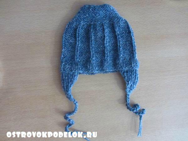 Шапочку для новорожденного спицами. Имея в наличии схемы вязания шапочек для новорожденных можно то и вязаные