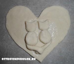 Что можно сделать из солёного теста своими руками для мамы