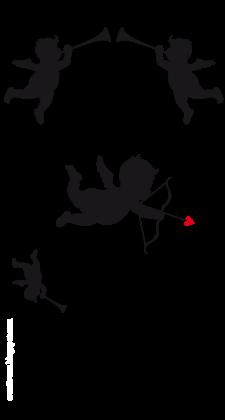Валентинки в технике квиллинг