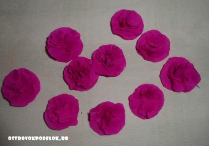 Поделка к 8 марта: Цветочный топиарий