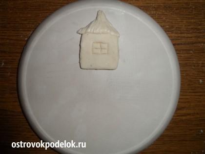Декоративная тарелка своими руками