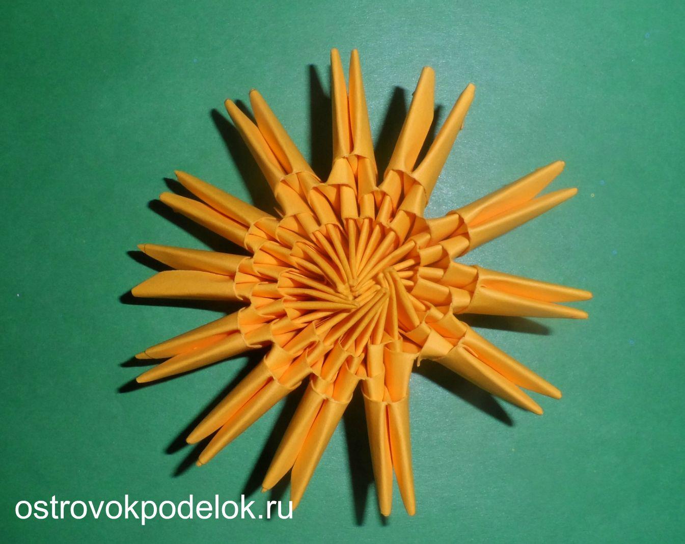 схема оригами ко дню святого валентина