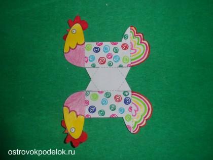 Пасхальные поделки из бумаги и лотков от яиц