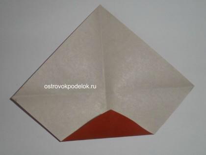 Вечный огонь ( оригами)
