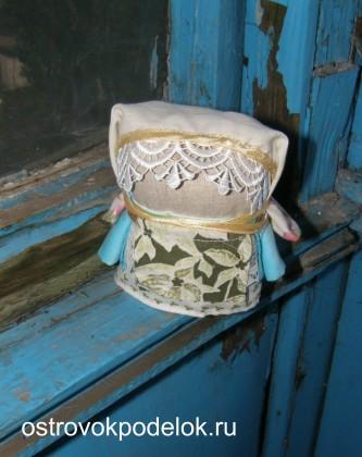 Мастер-класс по пошиву Крупенички