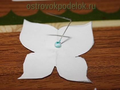 Красивые и объемные бабочки на стену своими руками
