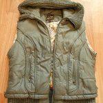 Как из куртки сделать жилетку
